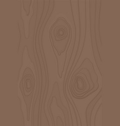 Simple wooden texture in flat style vector