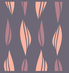 Tribal hand drawn background ethnic pattern vector