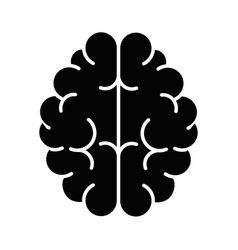 Brain icon image vector