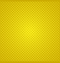 Yellow abstract simple halftone stripe pattern vector