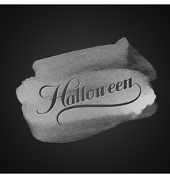 Halloween Holiday vector image