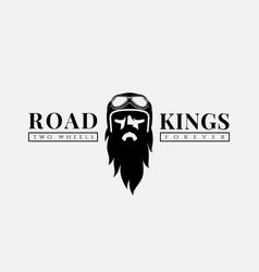 Road kings vector