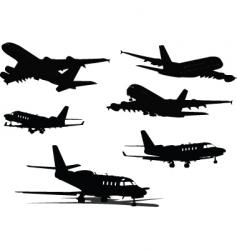 Six planes vector