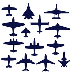 Avia set vector image