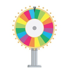 Lucky spin vector image