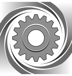 gear vector image
