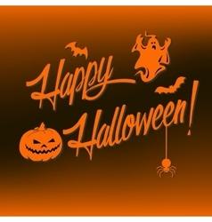 Happy Halloween Background vector