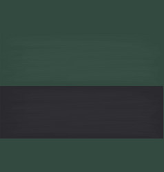 school chalkboard in black and green vector image