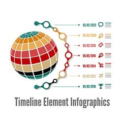 TimeLine 01 vector image