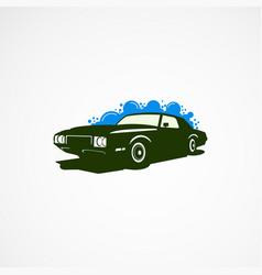 Car wash logo designs concept for business vector