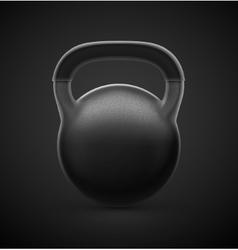Heavy Kettlebell vector