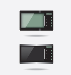 Microwave electronic device vector
