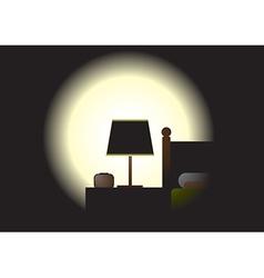 bedroomth vector image vector image