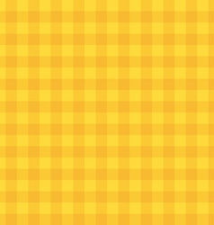 Texture with yellow pattern vector image vector image