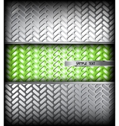 Metal silver texture vector image