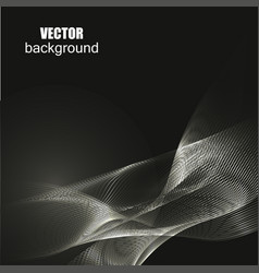 abstract background stylish vector image