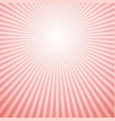 abstract retro gradient star burst pattern vector image