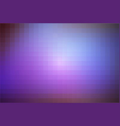 Purple lilac pink mosaic square tiles background vector