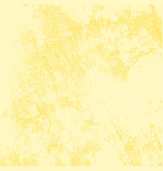 Yellow grunge background vector