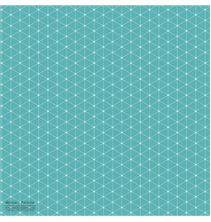 background with connected line and dots patterns vector image