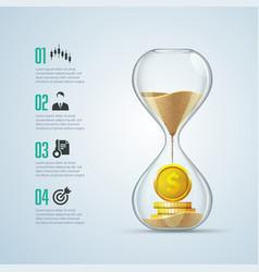 businesstime vector image