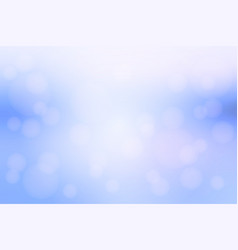 pale pink gray blue abstract with bokeh lights vector image