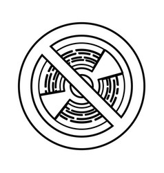 Cd with denied sign vector