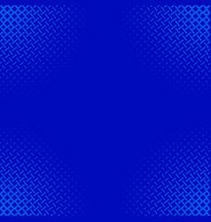 Blue retro abstract halftone stripe pattern vector