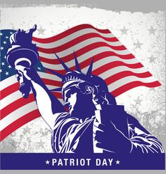 Patriot day 1 vector