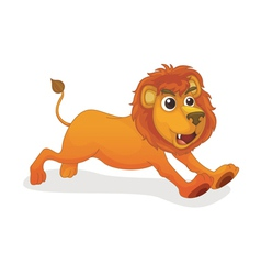 cartoon animal vector image