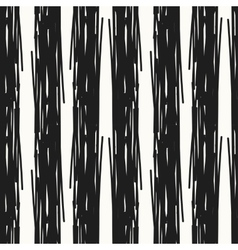 Pattern black and white stripes vector image