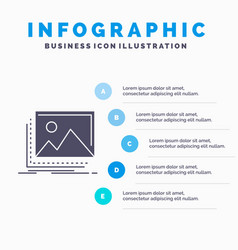 Gallery image landscape nature photo infographics vector