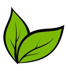 plant seedling icon cartoon vector image