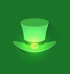 Leprechauns Hat vector image