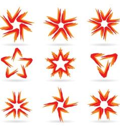 stars icon vector image vector image
