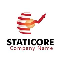 Staticore design vector