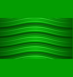 abstract background of wavy stripes vector image