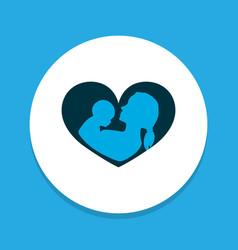 infant icon colored symbol premium quality vector image