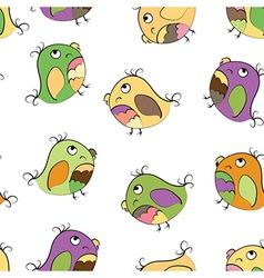 Parrot seamless vector