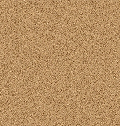 Texture yellow sand vector