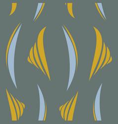 tribal background ethnic pattern boho seamless vector image