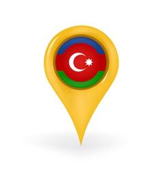 Location Azerbaijan vector