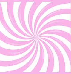 pink sunburst vector image vector image