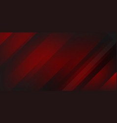 abstract gradient horizontal banner background vector image