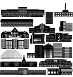 Australian architecture-1 vector
