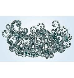 Wives Doodle Design Element vector image vector image