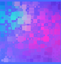 blue purple magenta pink turquoise glowing vector image