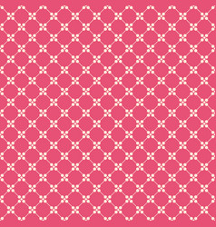 geometric seamless - color background vector image