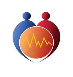 Healthcare symbol vector