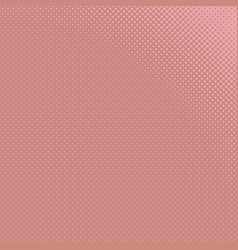 pink halftone dotted background pattern template vector image